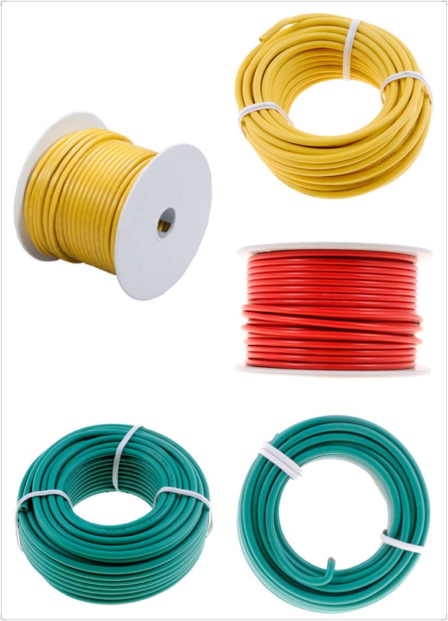 Made In China High End Electrical Cable Red Jacket Pvc Wire Buy Copper Cables