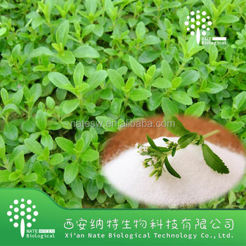 Super quality sweetener Stevia RA98% Powder