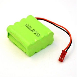 AAA 9.6V 650Mah Rechargeable Battery Pack Nimh Nimh 9.6V