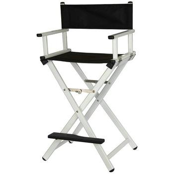 Makeup Studio Aluminum Folded Director Chair   Buy Custom Pink Aluminum  Make Up Chair,Director Folding Chair,Professional Aluminum Makeup Chair ...