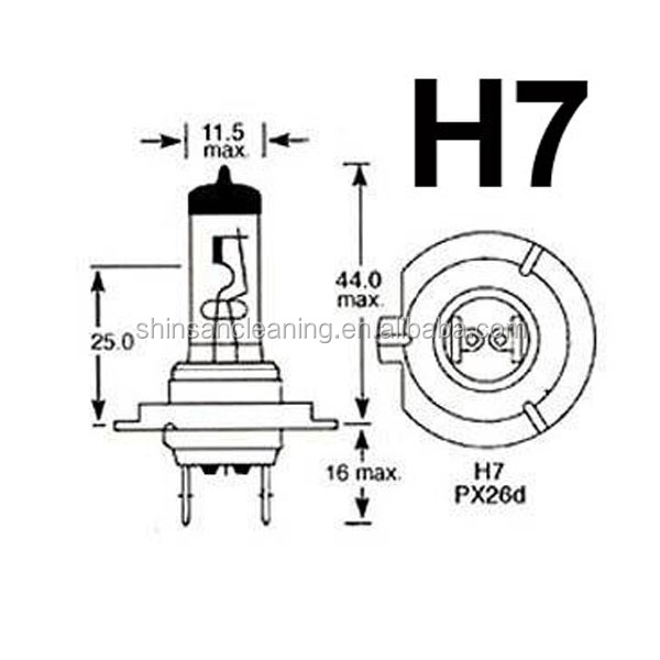 H7 Bulb Wiring - Wiring Diagram & Cable Management Halogen Bulb Wiring Diagram on