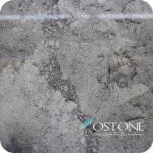 Unique Factory Price 3D Grey Marble Slab Grey Colour For Home Floor And Stairs