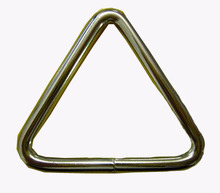 Metal triangle buckle high quality triangle buckle