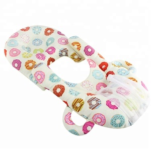 High quality hot sale multifunctional newborn baby latex feeding pillow