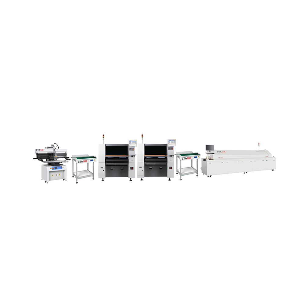 Led Strip Production Machine / SMT LED Assemble Line LED M6