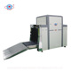 High technology dual X-ray source public security x ray baggage scanner machine