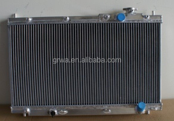 auto aluminum radiators for civic