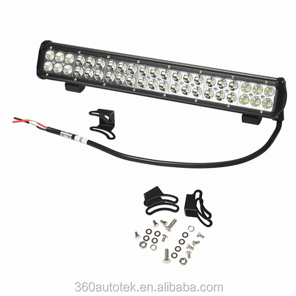 Factory Direct Sell 72w 108w 126w 12 Volt Off Road Led