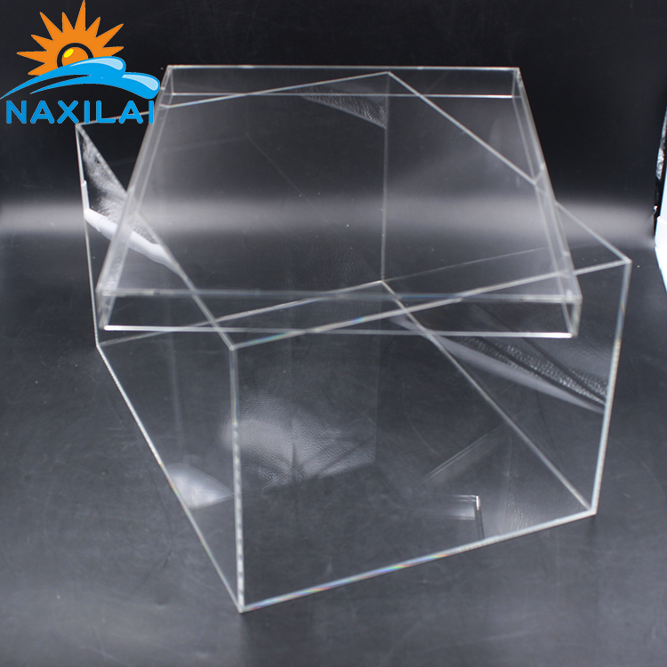 Clear Acrylic Box For Shoe Container Case+