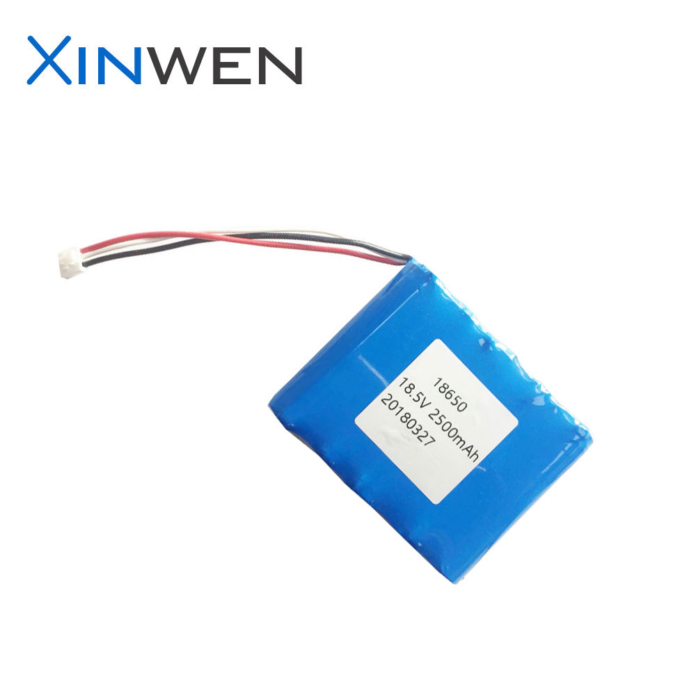 18650 battery bulk li-ion 18650 battery pack 18v 5s1p 2500mAh