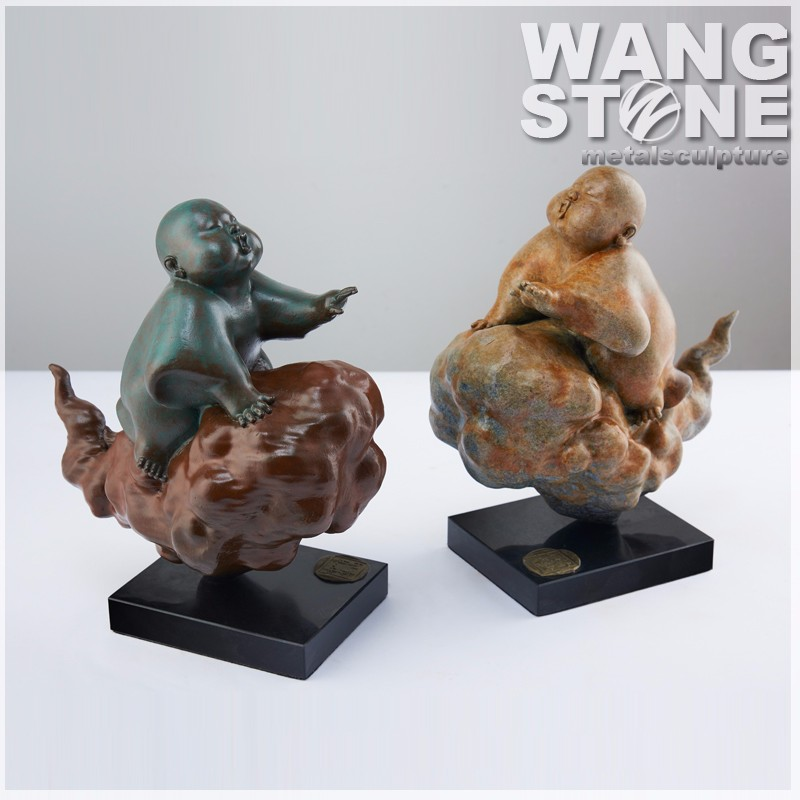 Home Decor Modern And Antique Cast Bronze Buddha Statue