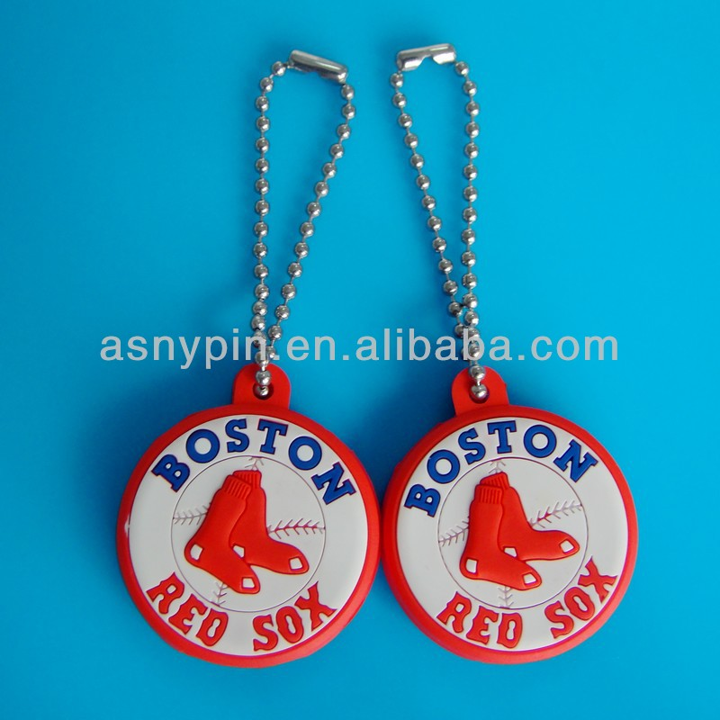Christmas gift key cover------BOSTON RED SOX
