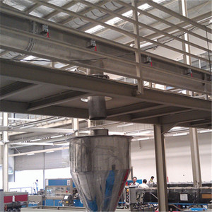 Automatic pvc conveying dosing mixing system for factory use