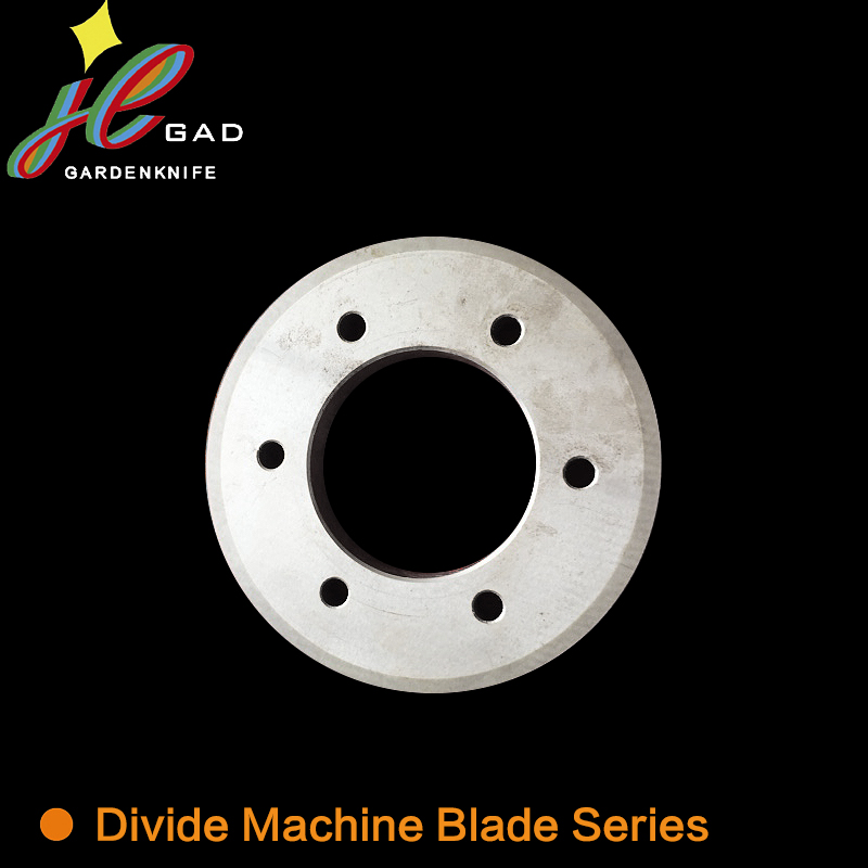 Professional factory circular cutting blade knife for paper industry