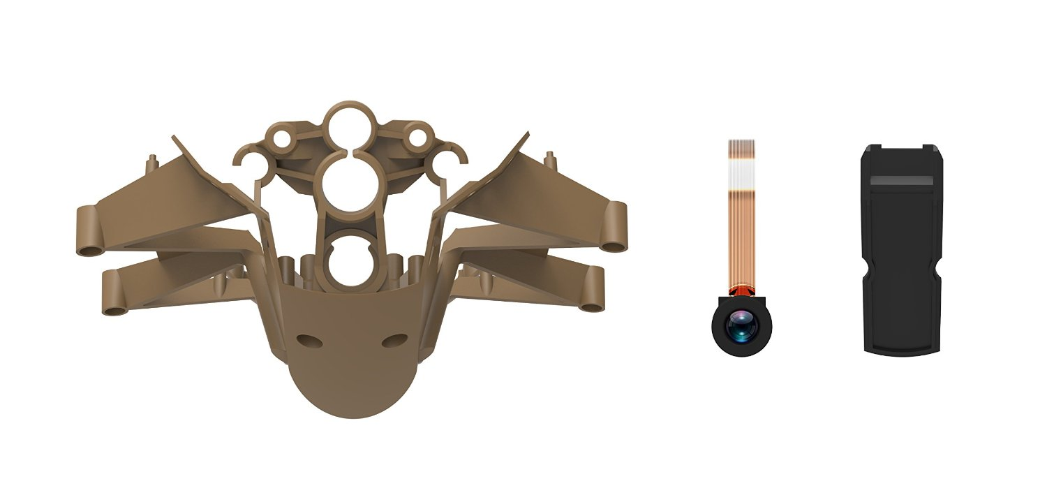 Parrot MiniDrone Jumping Sumo - Camera and Body - Khaki