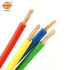 H07V-R NYA Single core stranded copper wire PVC insulated building wire BV 1.5mm electrical cable wire