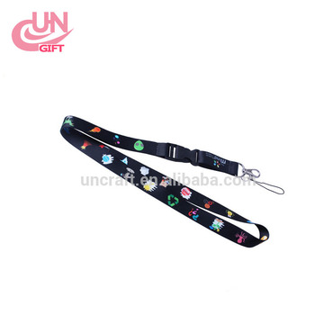 High Quality Promotional Custom Fashion Environmental Protection Lanyard
