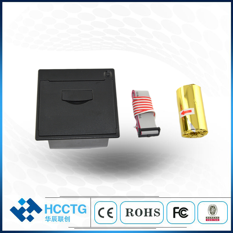 Paper 58mm Embedded Thermal Panel Receipt Printer HCC-D8
