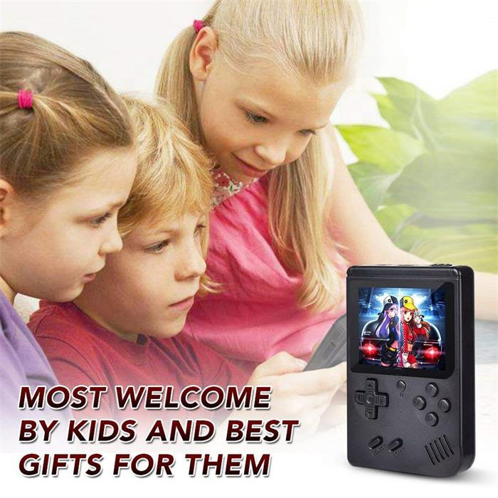 Hot selling 2019 Popular video handheld game console with  classic game for TV