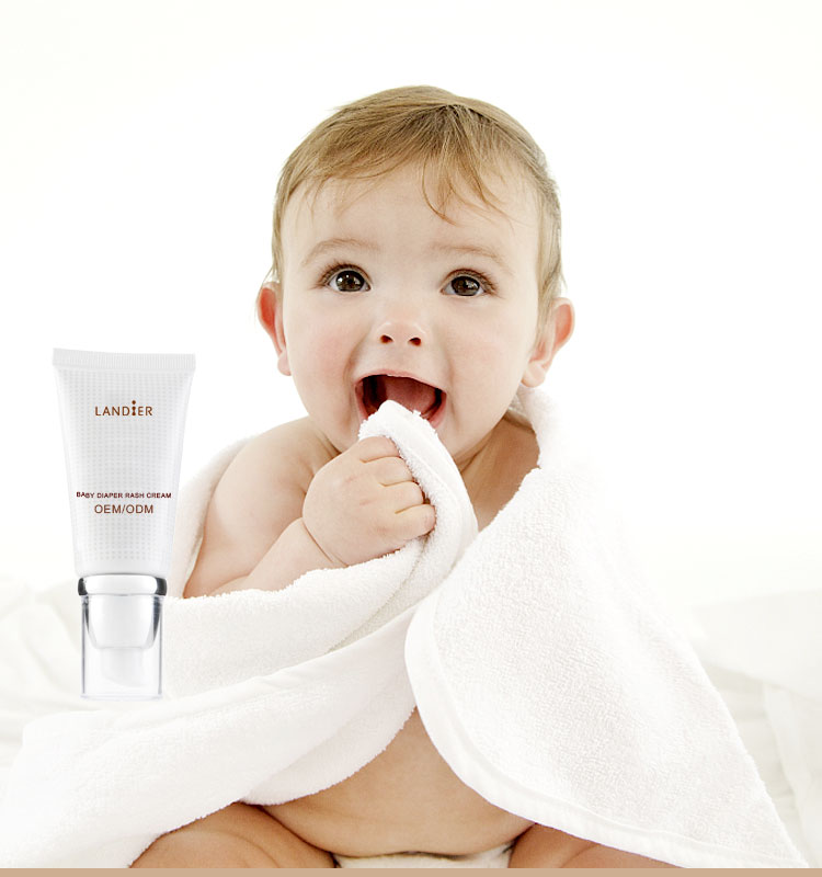 Baby Skin Care Products Natural Skin Friendly Baby Diaper Rash Cream Manufacturer