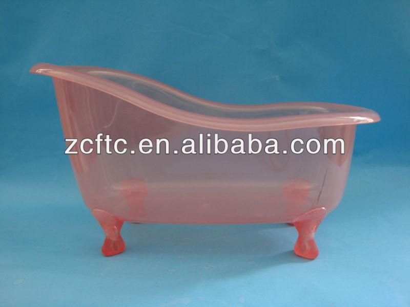 Baignoire en plastique pour l 39 emballage de bain produits for Baignoire grande taille