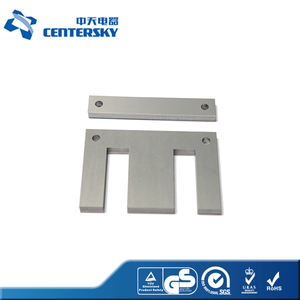 EI transformer magnetic core crngo 50A600 silicon steel sheet