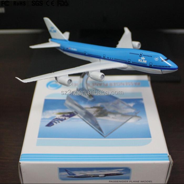 Custom Made 1/200 Resin Klm Royal Dutch Airlines Boeing 747 ...