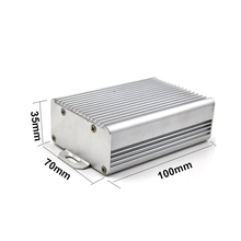 Shenzhen heatsink aluminum enclosures box