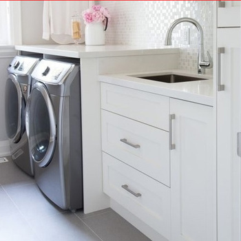 Laundry Washing Multi Function Wooden Cabinets
