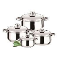 Restaurant Stainless Steel Japanese Cooking Utensils Cook Ware Pots