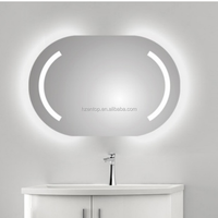 Walmart Bathroom Magic LED Lighted Makeup Mirror