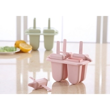 Plastic Ice Lolly Mould Popsicle Mold Stick Ice Cream Mould
