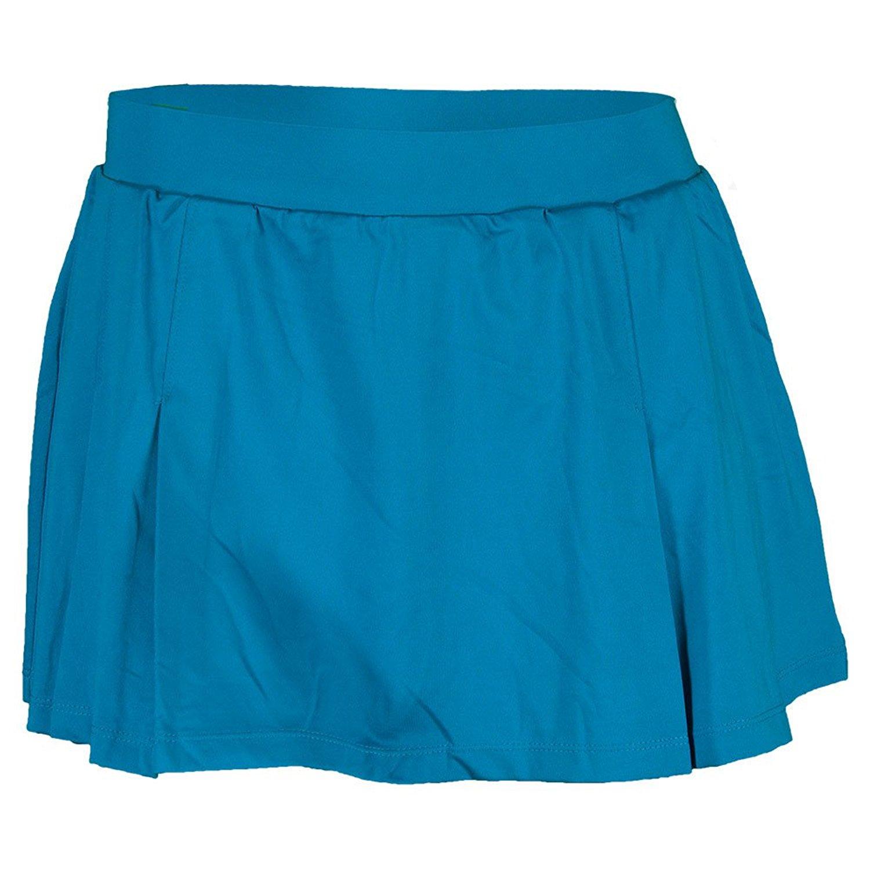 70b26619b46e5 Womens White Pleated Tennis Skirt | Saddha