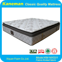 Luxury Pillow Top Spring Mattress,good mattress with reasonable price