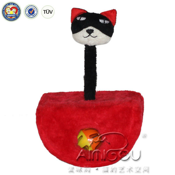 BSCIFactory red vibrating cat toy & simple cat product & red cat toy
