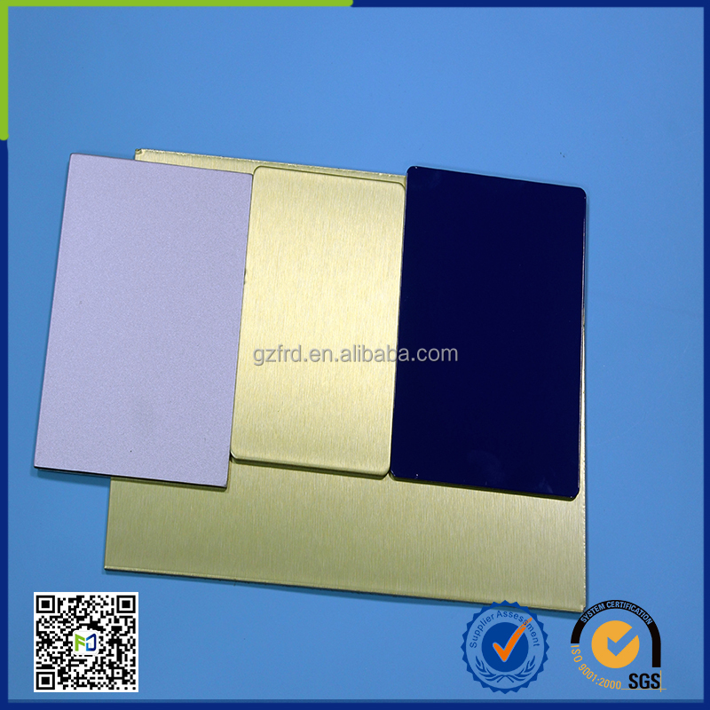 honeycomb price/ aluminum composite panel interior wall paneling