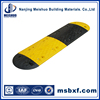 road speed control rubber concrete speed bumps for sale