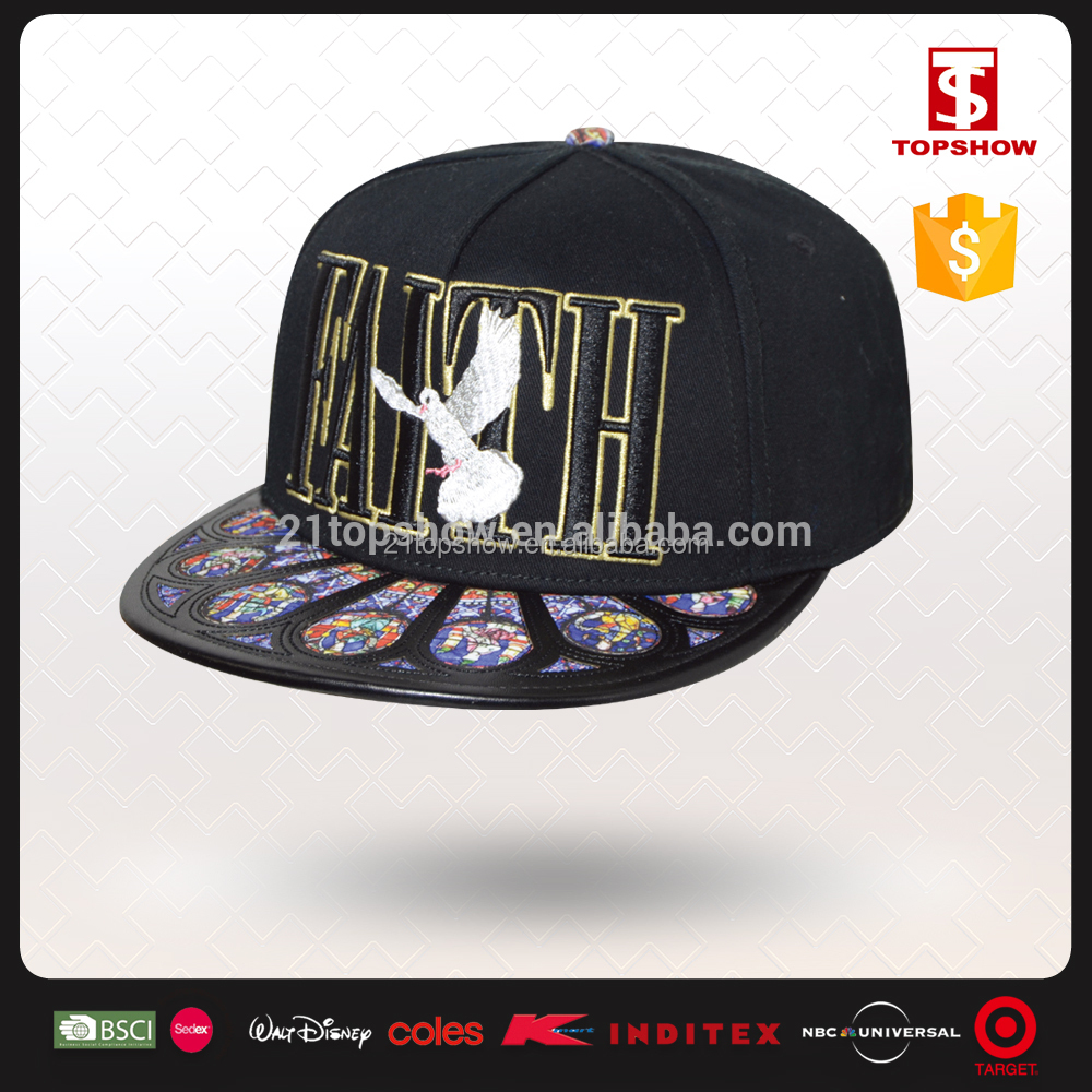 Low Price snapback cap producer of China