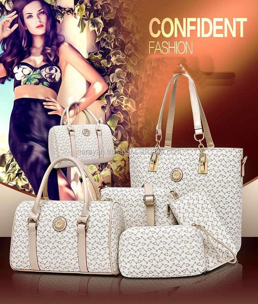 5dcd70ef776e 5 Set Of Women Bag
