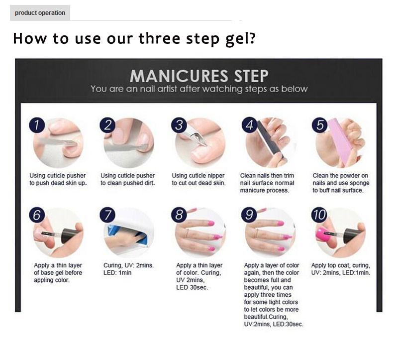 2016 Mixcoco Brand Gel Constructor Uv Gel For Nails ...