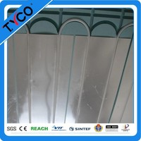 Heat Transfer Aluminium Plate with XPS Insulation board for Underfloor Heating