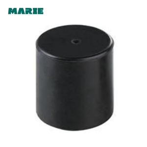 Stainless Steel circular rubber round Door Stopper
