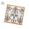 Digital Print Small Silk Scarf