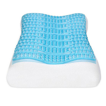 pillows support bed dough z shop memory sleep with pillow neck of for copy gel awesomeness zoned whatsintoday foam zones