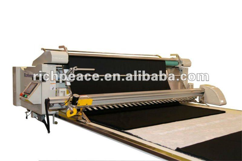 Full Automatic Porfessional Hometextile Fabric Spreading machine