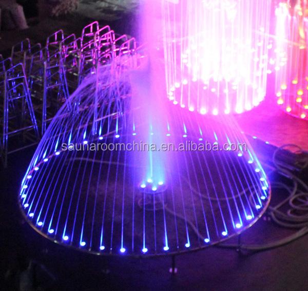 Led-licht 5m Dekorative Outdoor Tanzen Wasser Brunnen Kreis Und ...