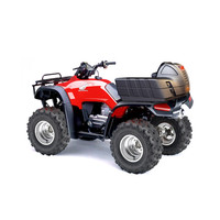 ATV accessories rear cargo box for ATVs over 250cc