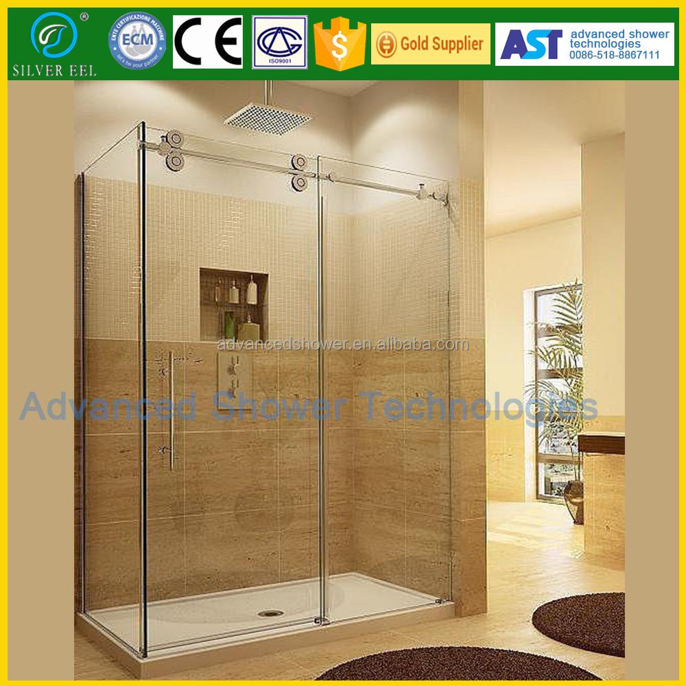 Bathroom Spare Parts Glass Shower Enclosure - Buy Shower,Glass ...