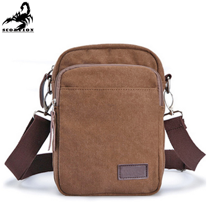 e79b22041885 Get Quotations · Vintage Men Messenger Bags 2015 Fashion Outdoor Travel  Hiking Sport Male Canvas Casual Messenger Bag Retro