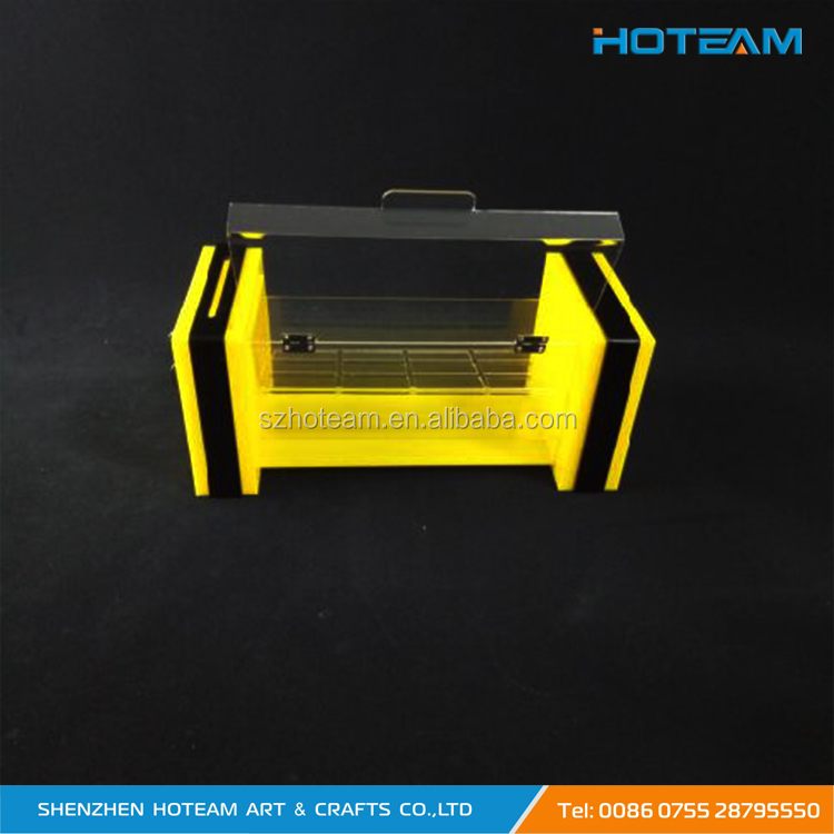 Trade Assurance Acrylic Cigarette Rack/Holer/Dispenser